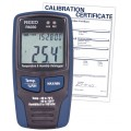 REED R6030 Temperature/Humidity Data Logger,-