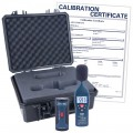 REED R8050-KIT-NIST Sound Level Meter and Calibrator Kit,-