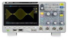 Teledyne LeCroy T3DSO1302A Oscilloscope, 28 Mpts, 2 GS/s channels-