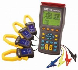 Taitronics-products-tes-3600 3p4w power analyzer-tes electrical.
