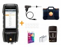 Testo 300 LL Residential/Commercial Combustion Analyzer Kit with printer-