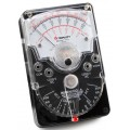 Triplett 310 (3018) Hand-Sized Analog Voltmeter, 18 Ranges and Functions-