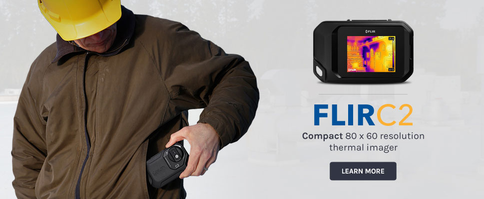 FLIR's New C2 Compact Thermal Imager